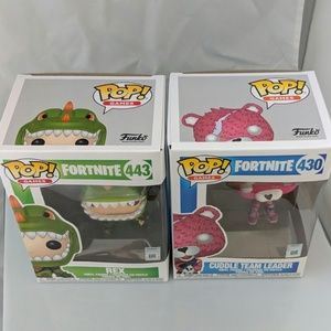 Funko Other - Funko Pop! Fortnite 2 pack